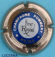 POMMERY 88a: Bronze Clair, Bleu, Blanc, Noir. 88 A - Champagne