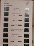 LESTRADE / MSM : 76321 C  ROUEN LA CATHÉDRALE - Visionneuses Stéréoscopiques