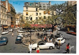 PARIS - Place De La Contrescarpe - Arrondissement: 05
