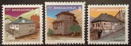 Macedonia, 1996, Mi: 86-88 (MNH) - Macedonia