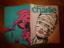 Dec 1977 CHARLIE MENSUEL :« Journal Plein D'humour Et De Bandes Dessinées, » Dont Reiser,etc - Wolinski