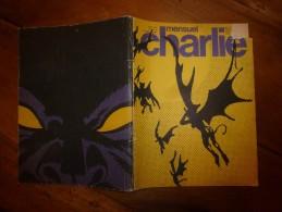 Avril 1979 CHARLIE MENSUEL :« Journal Plein D'humour Et De Bandes Dessinées, » Dont Cabu,etc - Wolinski
