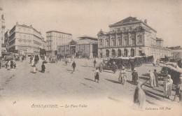 CONSTANTINE - La Place Vallée - Constantine