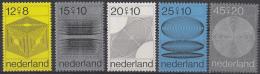 Nederland - Zomerzegels: Computerontwerpen - MNH - NVPH 965-969 - Computers