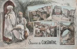 CONSTANTINE - Souvenir De Constantine - Constantine