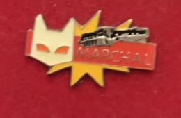 BATIMENT MARCHAL - Badges
