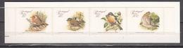 Portugal Madeira 1988,4V In Booklet,birds,vogels,vögel,oiseaux,pajaros,uccelli,aves,:MNH/Postfris(L2848) - Zonder Classificatie