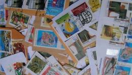 Greece StampBag 500g (1LB-1½oz) KILOWARE[Vrac Timbres, Massenware Briefmarken, Mezclas Sellos, Alla Rinfusa Francobolli] - Lots & Kiloware (mixtures) - Min. 1000 Stamps