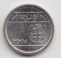 @Y@    Aruba  5 Cent  2006     (3451) - [ 4] Colonies