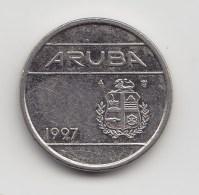 @Y@    Aruba  5 Cent  1997     (3452) - [ 4] Colonies