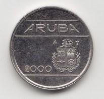 @Y@    Aruba  5 Cent  2000     (3454) - [ 4] Kolonies