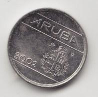 @Y@    Aruba  5 Cent  2002     (3455) - [ 4] Kolonies
