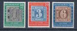 Bund 113/15 * Ungebraucht Mi. 45,- - Unused Stamps