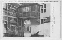 """(J587) - Cour Des Mineurs """"Arveau"""" Vers La Rue Mère-Dieu  / Liège Pittoresque - Luik"""