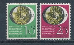 Bund 141/42 * Ungebraucht Mi. 35,- - Unused Stamps
