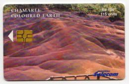 MAURICE Ref MV Cards MAU-56  115 U  DATE 2003 - Maurice