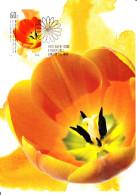 Australia 2011 Maxicard Scott #3423 60c Tulip Floral Festivals First Day Issue - Fleurs