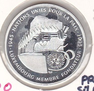Luxembourg - 100 Francs 1995 ONU Proof - UNC - Luxembourg