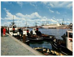 (ORL 115) Netherlands - Cruise Ship In Rotterdam - Dampfer