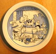 ASSIETTE 1990 STANDAARD UITGEVERIJ NV ANTWERPEN BELGIE - Ceramics & Pottery