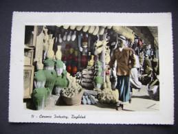 Iraq: Ceramic Industry BAGHDAD - Posted 1964 - Iraq