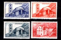 Andorra-043 - Valori Emessi Negli Anni 1944-46 (++) MNH - Privi Di Difetti Occulti. - Unused Stamps