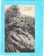 ROTHENEUF - 35 - Les Rochers Sculptés - Le Dernier Des Rotheneuf - ENCH - - Rotheneuf