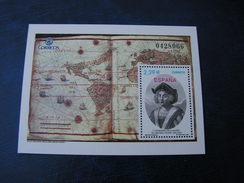 Spanien 2006 Kolumbus   Block 148 Postpreis  €  2,39 Michel €  4,80 - Blocks & Kleinbögen