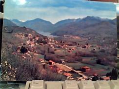 CUASSO AL PIANO PAESE VARESE E VISTA LAGO LUGANO   VB1972  FR7119 - Varese