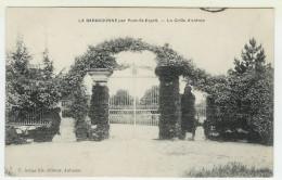 30  La Barandonne Par PONT SAINT ESPRIT  La Grille D´Entrée - Pont-Saint-Esprit