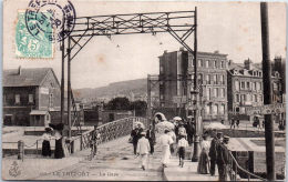 76 LE TREPORT -- La Gare - Le Treport