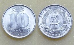 DDR 10 Pfennig 1965 - [ 6] 1949-1990 : RDA - Rép. Démo. Allemande