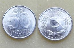 DDR 50 Pfennig 1972 - [ 6] 1949-1990 : GDR - German Dem. Rep.