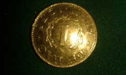 1 April 1935, De Dag, Onpartijdigheid, Eensgezindheid, 4 Gram (med322) - Monete Allungate (penny Souvenirs)