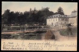 Goyet - Hospice St. Antoine Et Le Château - En Couleur ! - Gesves