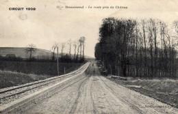CPA  -  DOUVREND   (76)   La Route Près Du Chateau -  Circuit Automobile De La Seine Inférieure 1908 - Grand Prix A.C.F - Non Classés