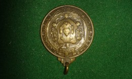 1930, Officieele Opening Antwerpsche Diamantkring, 12 Gram (med326) - Souvenir-Medaille (elongated Coins)