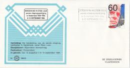 Nederland - Zegelkoerier Nederlandse Poststempels - Herdenking Eerste Vliegtuigopstijging Etten-Leur 1909 - Nr. 1984/33 - Marcofilie - EMA (Print Machine)