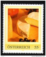 ÖSTERREICH 2009 ** Bergkäse - PM Personalized Stamp MNH - Ernährung