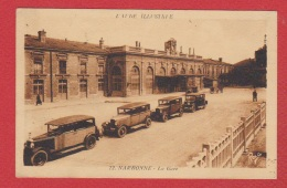 Narbonne  --  La Gare - Narbonne