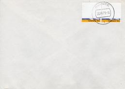 1979 Envelop Met Stempel KUINRE Op 2 Zegelfragmenten NVPH 1183 - 1949-1980 (Juliana)