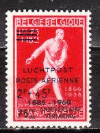 """PR136** Exposition """"Le Drame Social"""" - MNH** - LOOK!!!! - Belgique"""