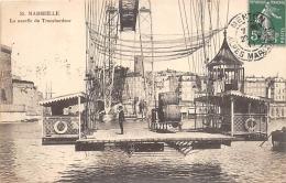 BOUCHES DU RHONE  13  MARSEILLE   LA NACELLE DU TRANSBORDEUR - Alter Hafen (Vieux Port), Saint-Victor, Le Panier