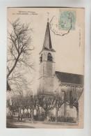 CPA COULMIERS (Loiret) - L'Eglise - Coulmiers