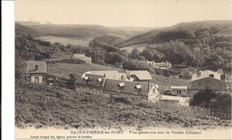 CPA - 76 - Saint Pierre En Port - Vue Générale Sur La Vallée D'Életot - Fécamp