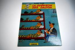 MORRIS Lucky Luke La Guérison Des Dalton EO 1975 RARE - Other Authors