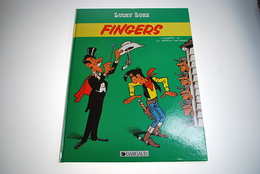MORRIS Lucky Luke Fingers EO 1983 RARE TBE - Other Authors