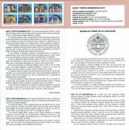 MONUMENTS - ARCHES ET PORTES - DOCUMENT INSTRUCTIF DE L´ÉMISSION DE TIMBRE ESPAGNE - Sin Clasificación
