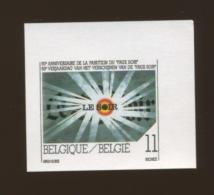 1993  BELGIQUE  Le Faux Journal LE SOIR  Anti Propagande Nazie  -- Tirage 1000 NON DENT Imperforate - WW2