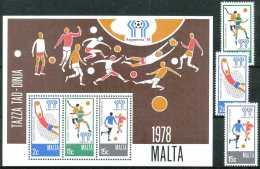 Malte 1978, Football, Sports, Argentina 78. - Calcio